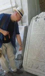 Duca si inscriptia