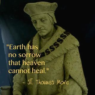 Thomas Morus quote